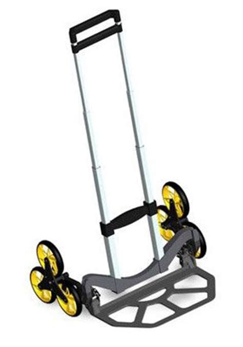 Literature Review Of Stair Climbing Trolley